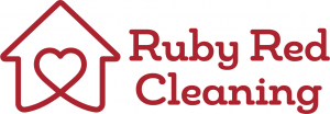 Ruby Red Cleaning Logo
