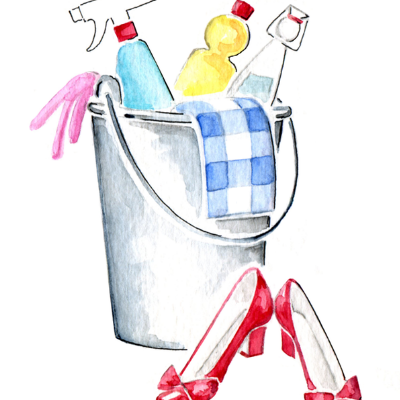 bucket and shoes (1)